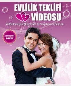 Evlilik Teklifi Videosu