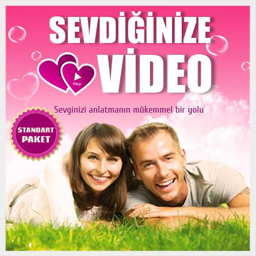 Sevgiliye Video